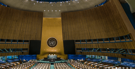 UN General Assembly Room