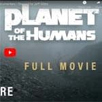 """Planet of the Humans"" website cover piece"
